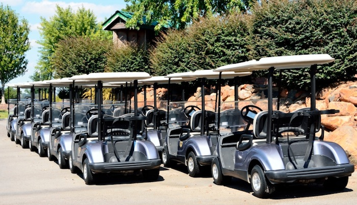 Where to Rent Golf Carts in North Myrtle Beach
